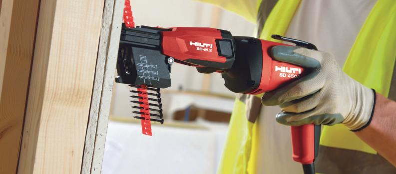 La atornilladora eléctrica ligera para los trabajos más exigentes. Diseñada específicamente para realizar trabajos de acabados interiores y exteriores tales como instalación de muros y plafones falsos, entre otros.También conocido como Atornillador eléctrico para drywall, Atornilladora para tablaroquero o Acabado de interior